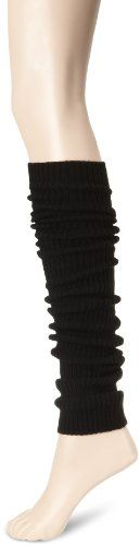 Danskin offers the Best:  Danskin Womens Knit 25Inch Leg Warmers, Rich Black, One Size.