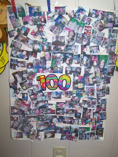 our 100 day project at MMA school   100 photos