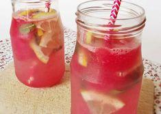 9 receptov na jednoduché limonády, ktoré vás osviežia počas slnečných dní Summer Drinks, Mojito, Hot Sauce Bottles, Shake, Smoothies, Food Porn, Food And Drink, Cocktails, Cooking Recipes