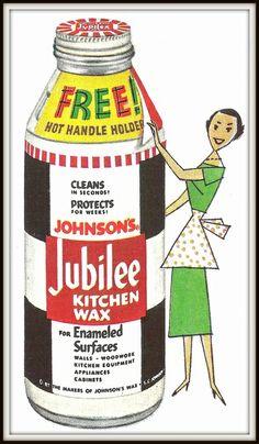 Johnson S Jubilee Kitchen Wax