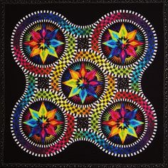 Be Colorful quilts are AMAZING!.