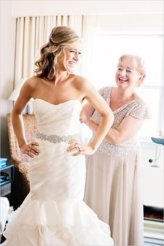 i like the mother of the bride dress color also to fit in the other color scheme with green, coral and gold