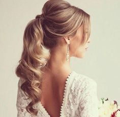 26 style of ponytails you have to inspire • Strana 6 z 29 • WHAT ABOUT A LIFE