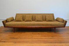 Mid-Century Modern Sofa by Adrian Pearsall for Craft Associates Model 2000-S