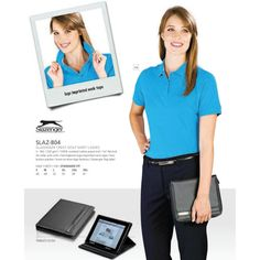Creative Brands are Leaders in Branding of Gifts, Clothing & Marketing Merchandise. Marketing Merchandise, Golf Shirts, Shirt Outfit, Lady, Cotton, Clothes, Tops, Women, Fashion