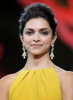 Deepika Padukone (Indian Bollywood actress) attends the annual Marrakech International Film Festival on November 2013 in Marrakech, Morocco. Beautiful Bollywood Actress, Beautiful Indian Actress, Beautiful Actresses, Indian Celebrities, Bollywood Celebrities, Bollywood Fashion, Bollywood Actors, Indian Bollywood, Deeps
