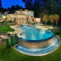 Luxury Rich House