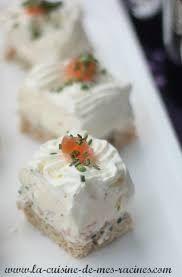 Tiramisu sale saumon tomate