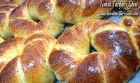 Sade Açma Tarifi Bagel, Favorite Recipes, Bread, Food, Brot, Essen, Baking, Meals, Breads