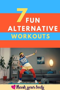 What are the alternative workouts you can do for healthy living? Repetitive workouts in the gym or at home are mentally exhausting, and such one-dimensional routines can deter you from exercising altogether. Working out in a new environment is the perfect way to stimulate the mind and body. These alternative workouts also include a meditative component. Check this pin! #alternativeworkout #funworkout #workout