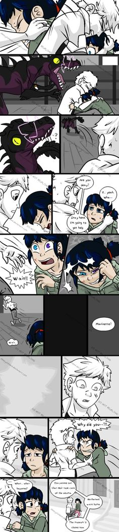 Ml Spots Ch 6 Pg 5 by SleepySundae