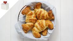 Cómo hacer Croissants paso a paso