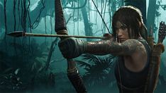 Netflix працює над аніме-адаптацією Tomb Raider Tomb Raider 3, Tomb Raider Lara Croft, Queen Of The Game, Raiders, Product Launch, In This Moment, Youtube, Movie Posters, Videogames