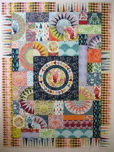 Octopus's Garden Quilt | Flickr - Photo Sharing!