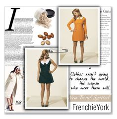FrenchieYork by mery66 on Polyvore featuring moda