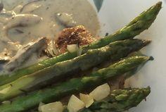 Bouillabaissea ja Kalasoppaa Asparagus, Steaks, Vegetables, Sauces, Food, Minute Steaks, Dips, Veggies, Essen