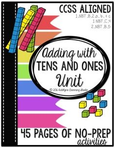 Adding with Tens and Ones