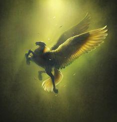 Pegasus by RHADS on deviantART
