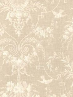 Beautiful-Victorian-Floral-Cameo-Wallpaper-Double-Roll-Bolts-FREE-SHIPPING