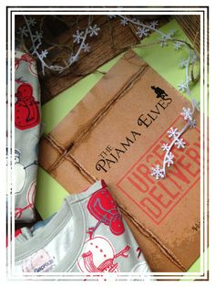 """The Pajama Elves - The Pajama Elves book, along with a new pair of Christmas pajamas makes the perfect """"just one gift!"""" to open on Christmas Eve."""