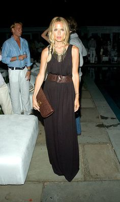 199 Best Maxi Dressing by Celebrity images | Fashion, Style