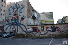 Discover Sicily: Palermo Graffiti Palermo, Sicily, Cool Places To Visit, Trekking, Graffiti, Museum, Europe, Painting, Art