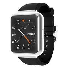 Montre Téléphone et Connectée FINOW Q1 (3G GPS Wifi BT) à 53 Bonjour  Bon plan sur cette montre téléphone FINOW Q1 3G qui fait téléphone !  Oui elle dispose dun emplacement micro SIM vous permettant de téléphoner au bout du pognet mais est aussi équipée du WIFI dun GPS et du bluetooth pour pouvoir lutiliser en association avec votre téléphone. Vous aurez aussiremarqué le style Apple Watch !  Vu quelle est équipée dAndroid 5.1 je pense quil doit être facile dy installer Tasker pour gérer sa…