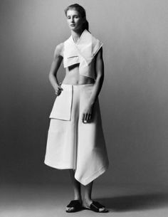 MAP - News – Jamie Hawkesworth Shoots J.W. Anderson SS14 Campaign
