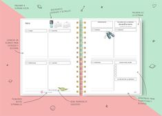 Diagram, Chart, Map, Ideas, Happy, Perms, Printable, Day Planners, Studio