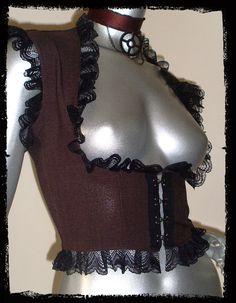 Steampunk Women's Tail Coat by taeliac on DeviantArt