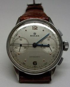 Rolex Chronograph Watch in Time Pieces