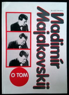RARE Russian avant-garde Rodchenko El Lissitzky 1987 Vladimir Majakovskij O TOM Russian Avant Garde, Book Design, Childrens Books, Photo Art, Toms, Auction, Graphic Design, Movie Posters, Character