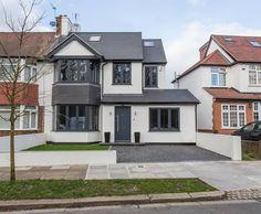 Whitton Drive: Terrace house by GK Architects Ltd, Modern