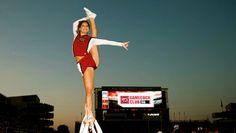 Gamecock Cheerleader