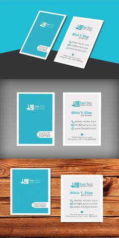 The 65 best cool business cards images on pinterest business card this product is a latest modern and clean business card template with these fasttech modern business cards you can present yourself in a stylish and wajeb Gallery