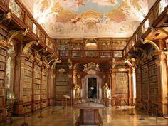 世上17個最神秘的圖書館,你知道它們的存在嗎?嘩…...太壯觀了! | 寰宇。風情 | 旅遊嘆世界 - FanPiece