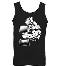 Topgee Mens Stripe Flag Bodybuilding Stringer Tank Tops