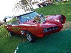 1969 GTO Monkeymobile
