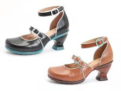John Fluevog Shoes - Spring/Summer 2014 - Kitschy Kitschy Boom Boom Joy--OMG I WANT THESE SHOES!