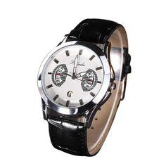 Encontre mais Relógios de quartzo Informações sobre Relógio de Couro De luxo Relógio das Mulheres Relógios Das Mulheres de Couro Dos Homens De Negócios de Lazer Relógio De Quartzo Projeto Reloj Montre Relogio # N, de alta qualidade pacote relógio, relógios preto e branco China Fornecedores, Barato relógio omega de Shenzhen Sunshine Wholesale Co.,Ltd em Aliexpress.com