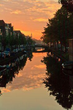 Leiden, Netherlands 2009