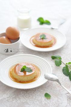 Caramel pudding ♥
