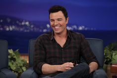 Seth MacFarlane is so intelligent, multitalented and happens to be an amazingly handsome man. Is there anything this man can't do ?