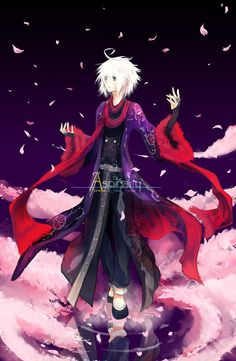 Edit: Changed hair to a more P-shape and some minor clothing edits. Series: VOCALOID, Gintama Song: Sakurane (Sound of Cherry Blossom) by Piko Character. Me Me Me Anime, Anime Guys, Anime People, Vocaloid Piko, Epic Drawings, Mikuo, Tokyo Otaku Mode, Boy Character, Anime Style