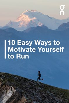 10 easy ways to motivate yourself to run Fitness Workouts, Fitness Motivation, Sport Fitness, Sport Motivation, Running Workouts, Running Training, Fitness Tips, Health Fitness, Marathon Training