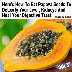 Papaya health benefits are really impressive! Fruits like papaya greatly benefit your body.Papaya (Carica Papaya) is famous for its high medicinal. Healthy Smoothies, Healthy Drinks, Healthy Eating, Healthy Recipes, Healthy Skin, Papaya Health Benefits, Nutrition Guide, Nutrition Shakes