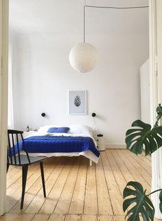 Via So Leb Ich | HAY | Nordic | Scandinavian | Bedroom | White | Blue