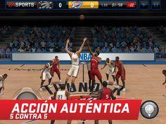 NBA LIVE Mobile en App Store http://apple.co/29pbO89