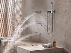 Du träumst von einem Wellnessbad? Diese Dusche erfüllt jeden Traum!  Bildmaterial (c) Dornbracht