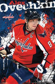 9cbbd7b8ed1 Trends International Washington Capitals Alexander Ovechkin Wall Poster x x  wall poster Officially licensed poster High Quality - Crystal clear image  ...